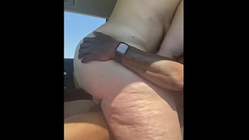 Real Wife Jane Dro Gets Fucked In Car at store