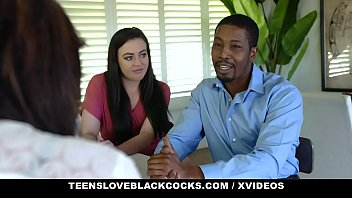 Teens Love Black Cocks - Step mommy And Stepdaughter Have Sex With Black Guy (Becky Bandini and Whitney Wright)