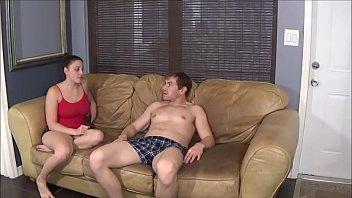 Mother & Son Wrestle