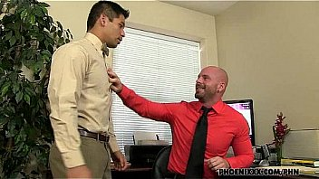 gay boss wants some tight ass