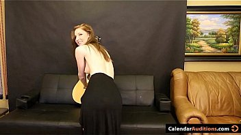 Watch Hot Blonde Seduces Cute Teen At Audition preview