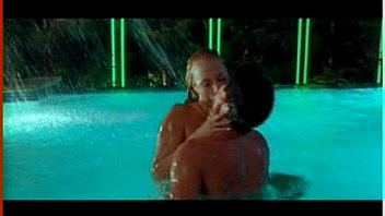 Elizabeth Berkley - Showgirls Pool Scene