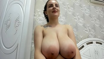Russian with big tits