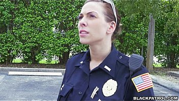 Female cop fuck with man