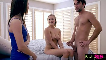 bratty sis sister and bff fall for brothers sex games