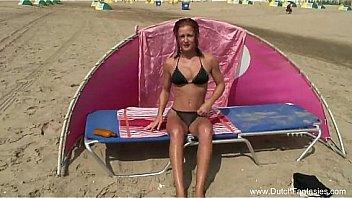 GLÜCKSTAG - Echte Pornodarstellerin beim Userdate outdoor mit kumpel genallt