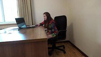 I masturbate in the office