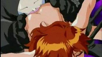 Mignon Hentai Anime Babes Obtenir Monstre Baisee