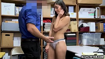 Emily Willis hot pussy got fuck so hard on the top of the table by Chad White!