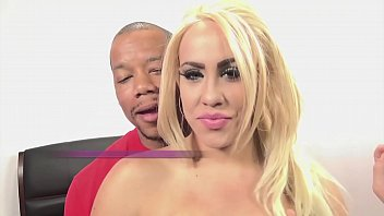 Hot and Horny Brooke Summers Gets More Than She Can Handle with this Big Black Cock!