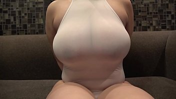 Glorious titty fuck