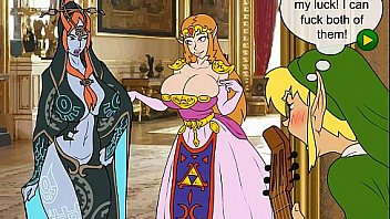 Cartoon sex Zelda
