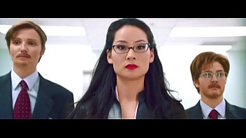 The Lucy Liu leather scence from Charlies Angels 2000