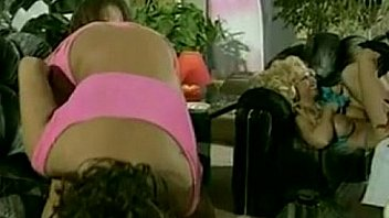 Holly Body and Rebecca Wild in a foursome