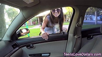 Pov reality amateur teen fucks blows and gets jizzed for dollars