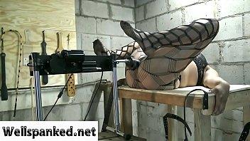 Punishment Room Spanking