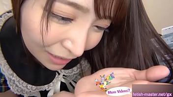 Momoka - Giantess cute girl Japanese