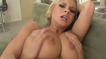 Bree Olson Fucked on Couch