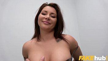 Fake Agent Hot French models sex in a casting office