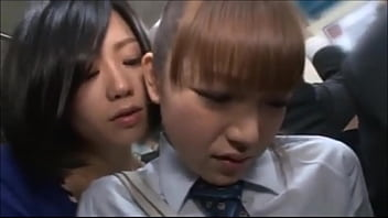 japanese girl gets molested in a train/ full video here:http://yoitect.com/2ox9