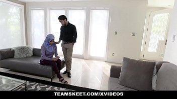 Watch Arab chick meets white dick preview