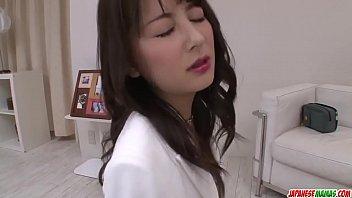 Hot japan girl Ayumi Iwasa get cock in all dump