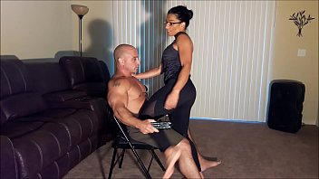 Seducing her step brother