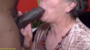hairy big breast 80 years old mom enjoys her first big black cock interracial sex