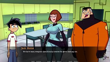 Cartoon Video Game Amity Park Danny Phantom Uncensored Episode 1