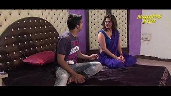 Watch Blue saree teacher and boy sex desi preview
