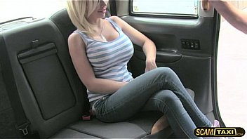 Lovely Cab Daddy fucks young blondie