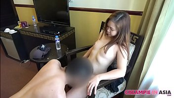 Watch Japan uncensored creampie with Thai girl preview