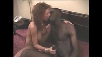 Hot wife kissing black men