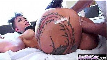 Porn girl Oiled up ass