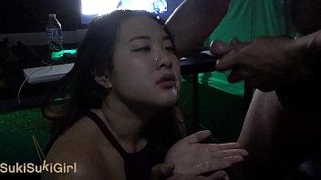Asian Girl Sucks The Soul Out Of Him Andregotbars thumbnail