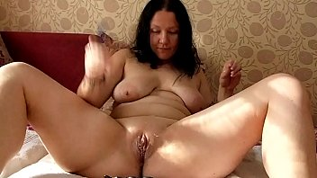 Mature busty BBW shaves her hairy cunt and shows off her smooth shaved pussy. Which one do you like more: a shaved? Amateur.