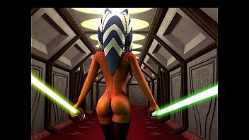 Clone star porn wars