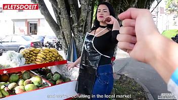 MAMACITAZ - Bubble Butt Maria Del Rosario Bouncing On Big Cock