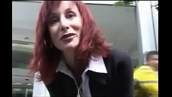 Old milf cheaply sold all her holes to 2 young men
