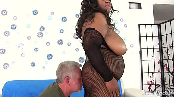 Watch Thick black girl Alena Lust takes thick white cock preview