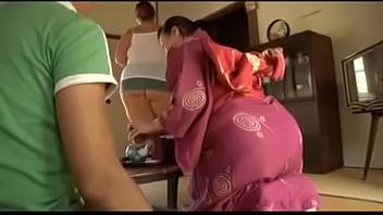Japanese BBW fat ass