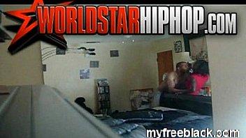 Triflin bitch fucked on the phone