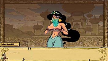 Akabur's Disney's Aladdin Princess Trainer princess jasmine 39