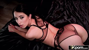 Alex Coal is Hot in Lingerie For Creampie Action
