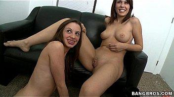casting sluts amateur two girls