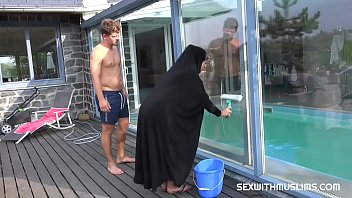 licky lex is muslim slut who lives since her birth in the czech republic she works as a maid for rich and randy boss part of job hot sex with very skillful girl