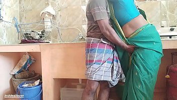 house maid fucking in kitchen room