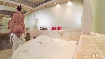 Beauty4k.com - Lady Bug - Hot Bath Sex After My Stupid Joke