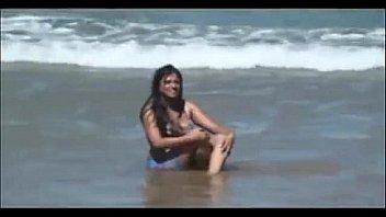 Goa sea beach Sun bath