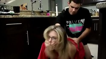 Cory Chase in Hot Stepmom Takes Sons Big Cock